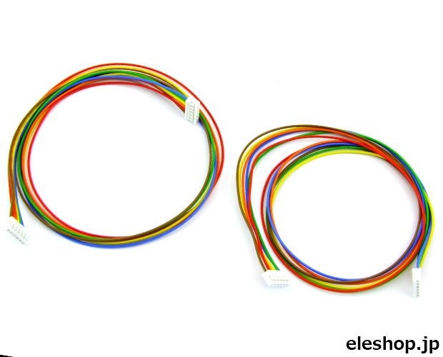 32×16ドットマトリクスLEDパネル接続用ケーブル3枚用32X16DOT-CABLE3