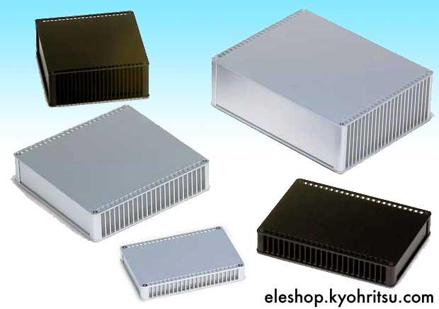 共立エレショップ】eleshop.jp HIT型自然空冷小型アルミケース