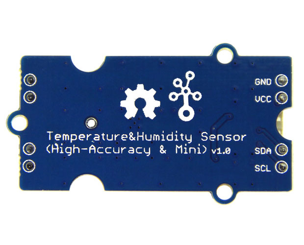 Grove - Temperature&Humidity Sensor (High-Accuracy & Mini) 高精度・小型温湿度センサー