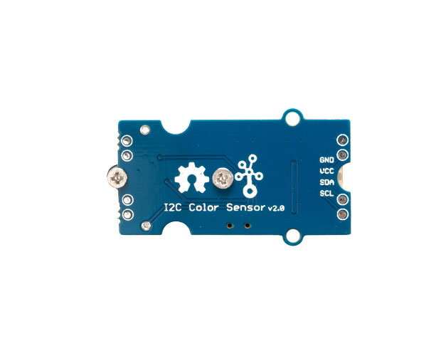 Grove I2C Color Sensor V2 / I2Cカラーセンサ
