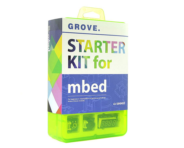 Grove Starter Kit for mbed