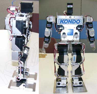 共立エレショップ】eleshop.jp 二足歩行ロボットキット: 【工作