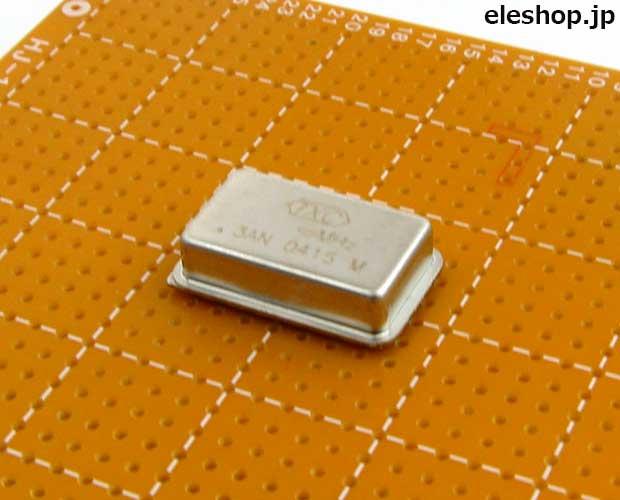 長方形型水晶発振器 6MHz