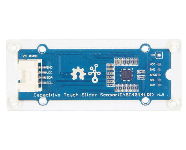 Grove - Capacitive Touch Slider Sensor (CY8C4014LQI)