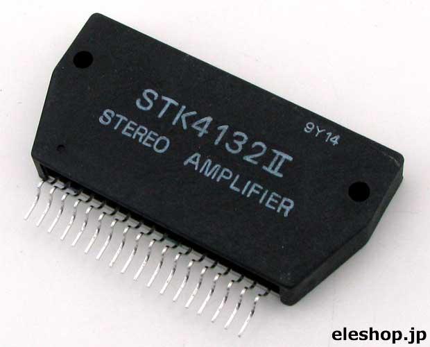 Hybrid-IC STK4132II ; Power Audio Amp